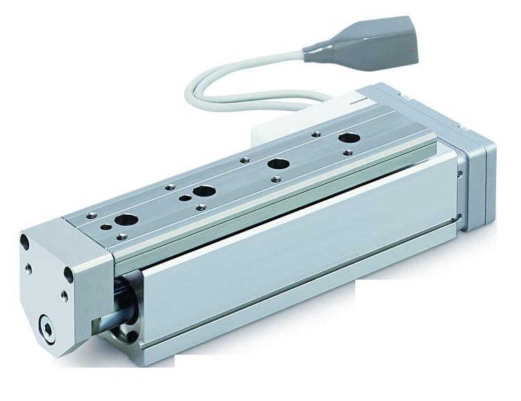 Elektrischer Kompaktschlitter Serie LESYH-X171