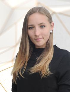 Veronika Gelewera - Vertrieb